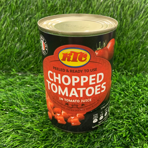 Tomatoes Chopped 400g