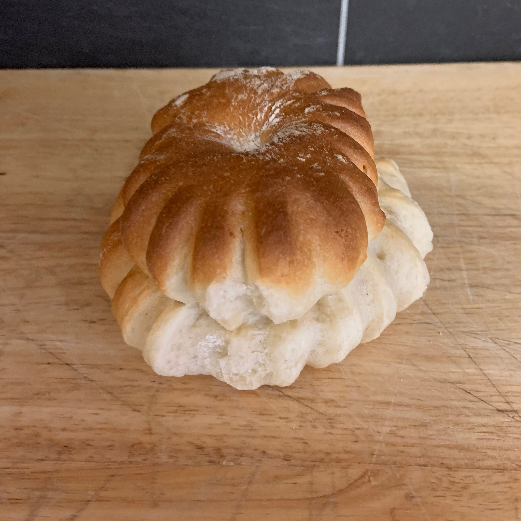 Cottage Roll White Each