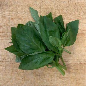 Basil Bunch 50g