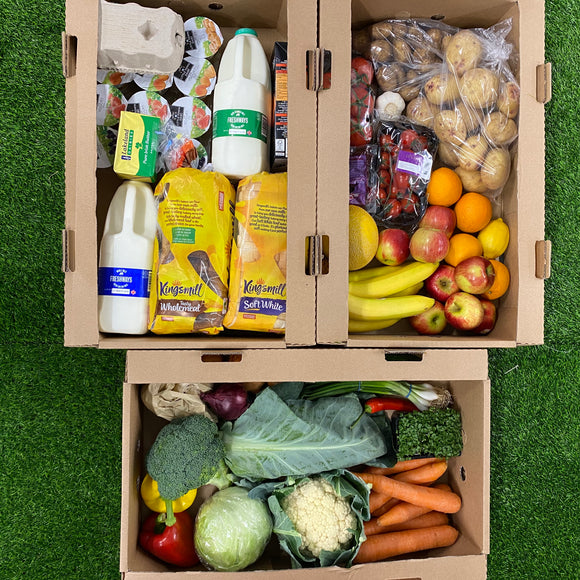 Medium Produce Box