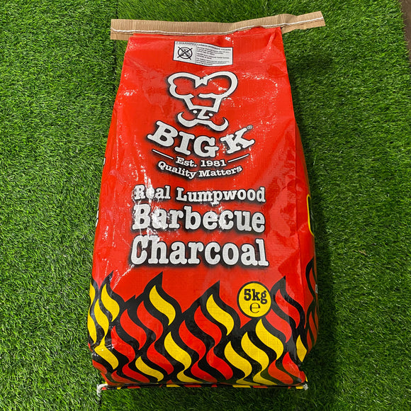 5kg BIG K Lumpwood Charcoal