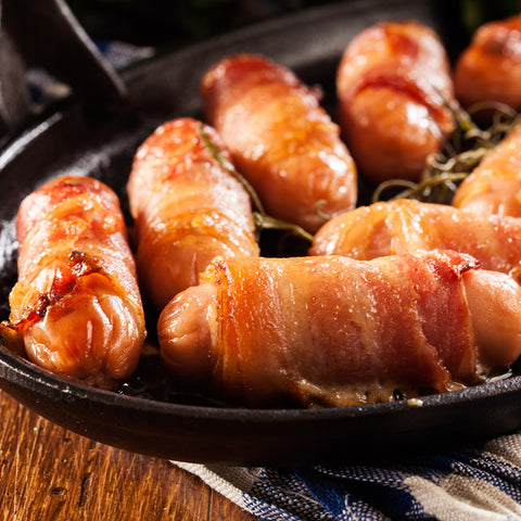10 x Pigs in Blankets