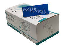 Load image into Gallery viewer, Medical Mask (3 Ply) Box of 50