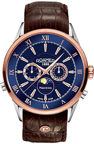 ROAMER SUPERIOR MOONPHASE 508821 49 43 05