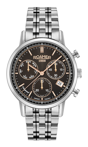 ROAMER VANGUARD CHRONO II 975819 41 05 90