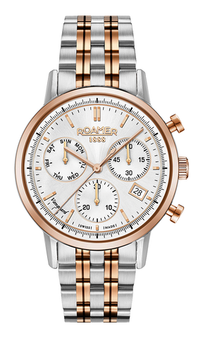 ROAMER VANGUARD CHRONO II 975819 49 15 90