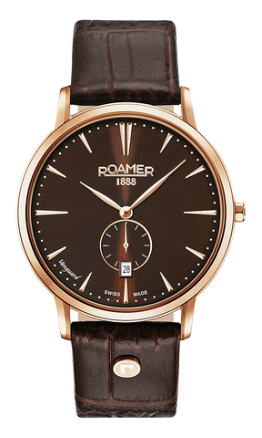 ROAMER VANGUARD SLIM LINE SMALL SECOND 980812 49 55 09