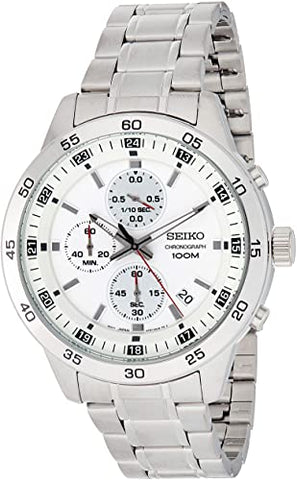 Seiko Chronograph Watch SKS637P1