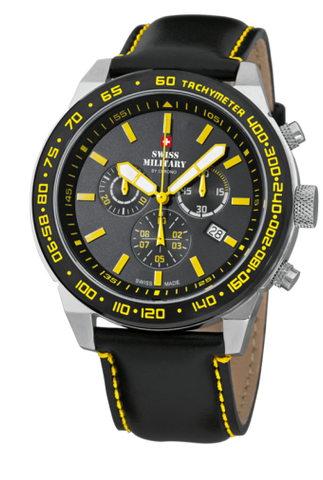 SWISS MILITARY BY CHRONO SM34030-06