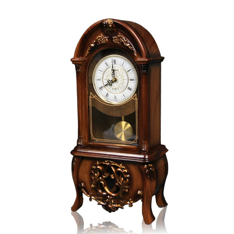 European retro vintage clock for living room