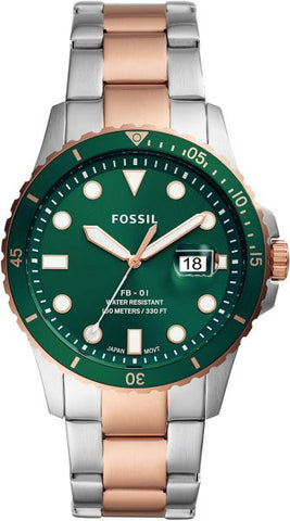 FOSSIL  FB-01 Three-Hand - FS5743