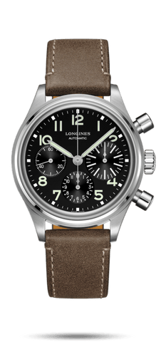 THE LONGINES AVIGATION BIGEYE L2.816.4.53.2