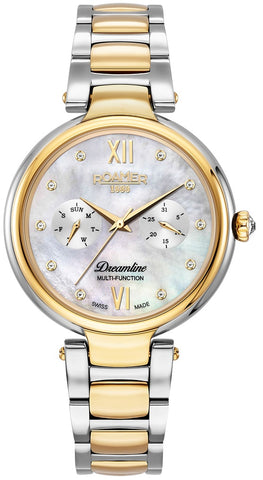 ROAMER DREAMLINE MULTIFUNCTION 600821 48 29 50