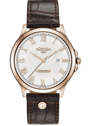 ROAMER  706856 49 12 07 WINDSOR WATCH