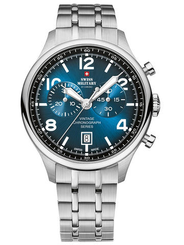 SWISS MILITARY BY CHRONO -SM30192.03