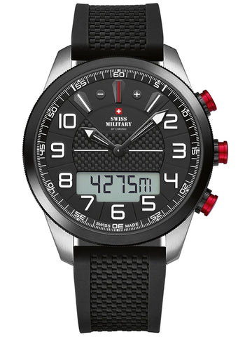 SWISS MILITARY BY CHRONO SM34061-1