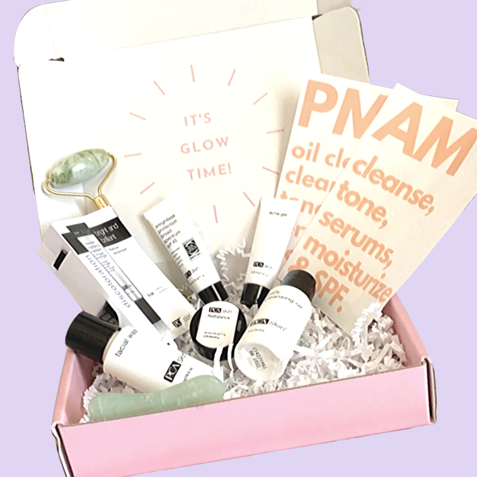 skincare, skin care, skincare giftbox, gift, box, skin, mothers day