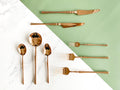 Modern Rose Gold Cutlery