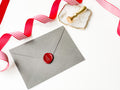 Colored Matte Envelope