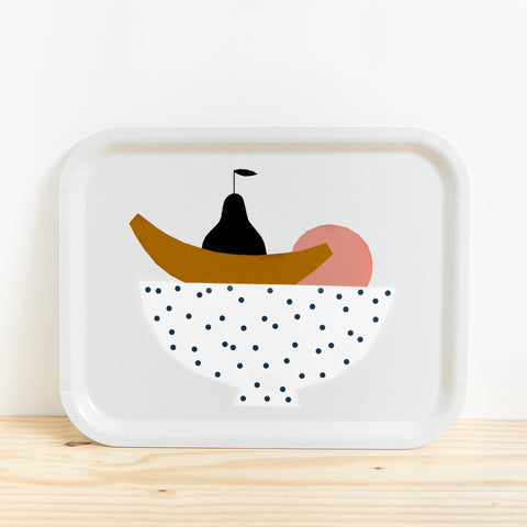 Fruit in a Bowl Tray