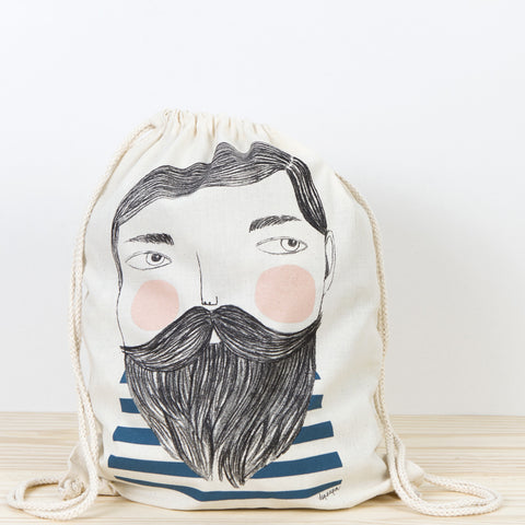 Bearded Backpack