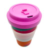 Bamboo Travel Cup Orange