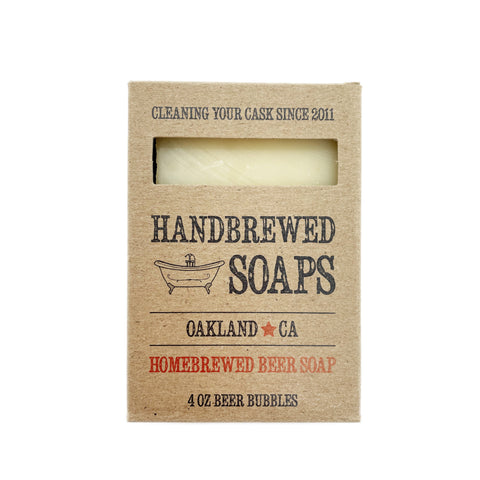 Handbrewed Soap -  Lemon Hefeweizen