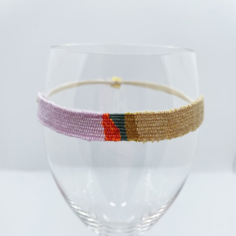 Artpiece Handwoven Bracelets - One of A Kind