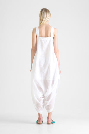 Hestia - Sleeveless Aladdin Jumpsuit