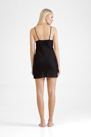 Load image into Gallery viewer, Natalia - Short slip dress