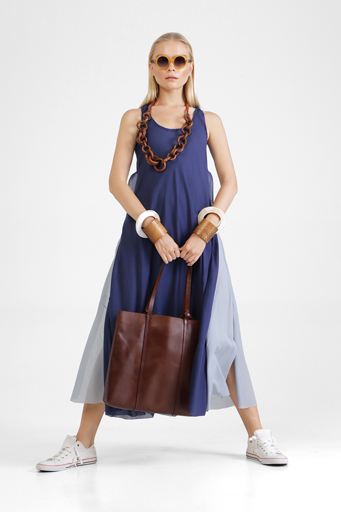 Seana - Double layered versatile dress