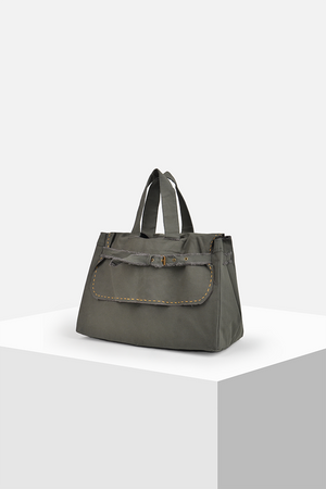 Load image into Gallery viewer, Jeans - Canvas Jean Style Handbag