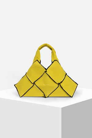 Load image into Gallery viewer, Geranium - Origami Large Hand Bag