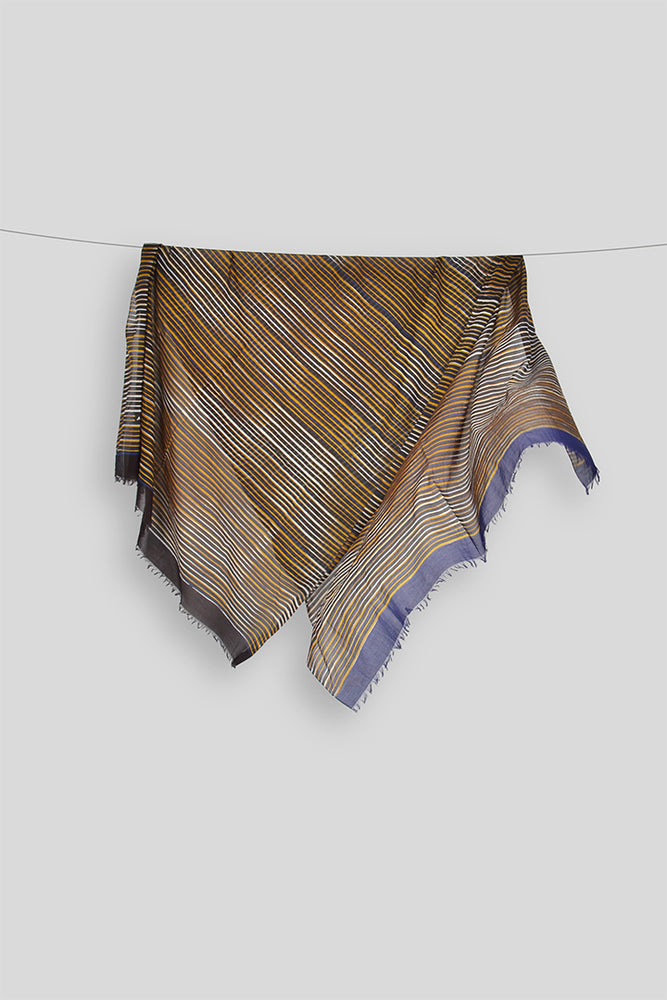 Load image into Gallery viewer, Freja - Batik multi tone stripe sarong