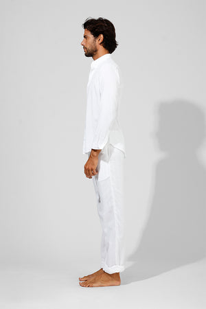 Load image into Gallery viewer, Remo - Reversible cotton trousers
