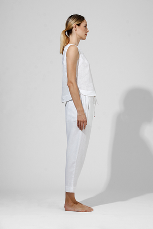 Load image into Gallery viewer, Vanna - Square cut sleeveless top
