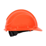 Casco de seguridad con suspensión matraca - - INFRA- Bryan Safety Mexico