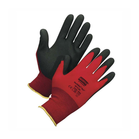 Guantes con palma de pvc NorthFlex Red Original - - Honeywell- Bryan Safety Mexico