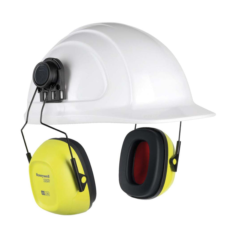 OREJERA PARA CASCO 27 NRR VERISHIELD 130  ALTA VISIBILIDAD - - Howard Leight- Bryan Safety Mexico