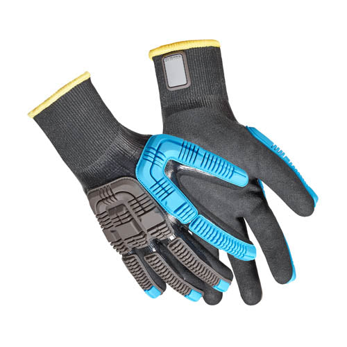 Guantes de impacto Rig Dog Knit Water Resist - Extra Grande / 10- Honeywell- Bryan Safety Mexico