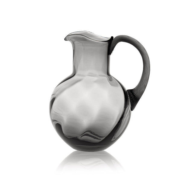 Grey Smoke Marika Jug by KLIMCHI