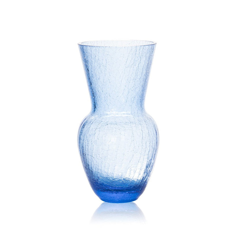 Blue Glass Felicity Vase