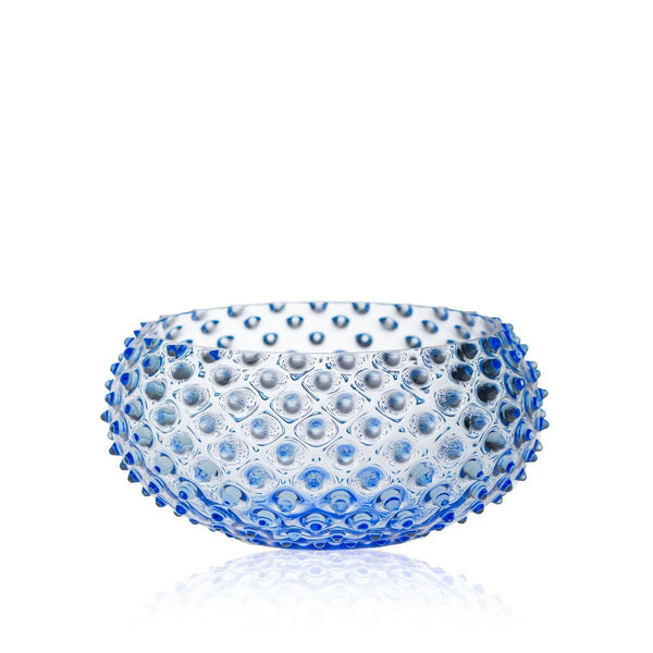 Light Blue Hobnail Bowl by KLIMCHI