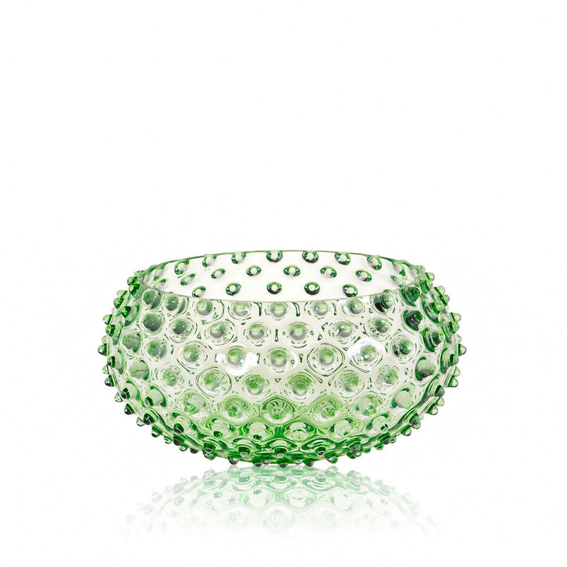 Light Green Hobnail Bowl by KLIMCHI