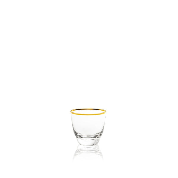 Golden Lux Espresso Cup from Shadows collection by KLIMCHI