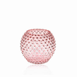 Product photo of Rosaline Hobnail Round Vase by KLIMCHI