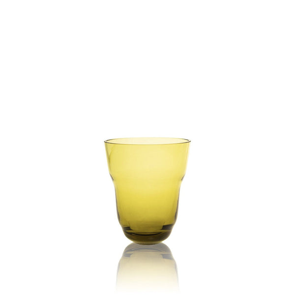 Product photo of Bonsai Green High Ball Glass from Shadow collection by KLIMCHI