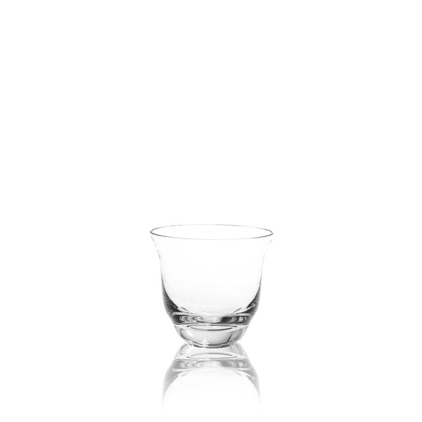 Cloudless Clear Drinking Glass from Shadows collection by KLIMCHI
