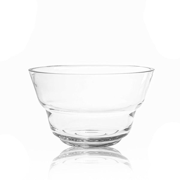 Large Cloudless Clear Bowl from Shadows collection by KLIMCHI