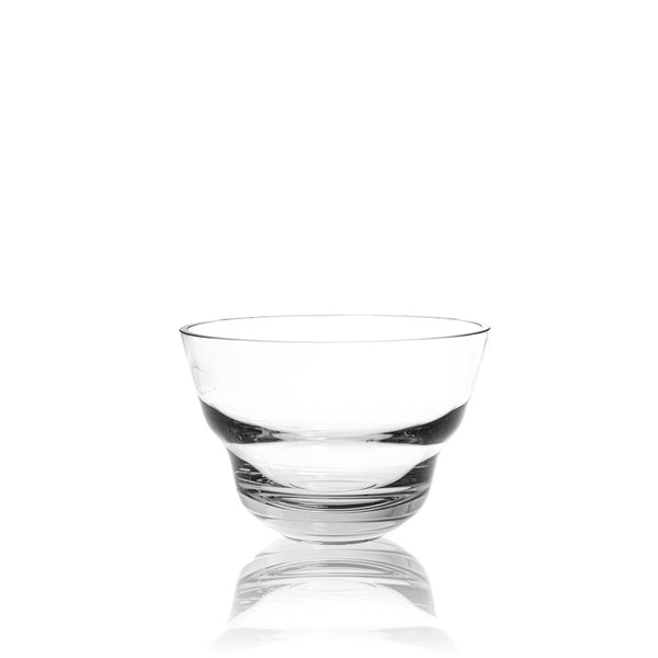 Cloudless clear medium bowl from Shadows collection by KLIMCHI